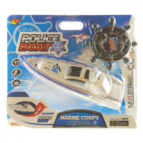 R/C Rendőr Hajó