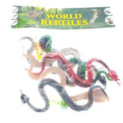 Kígyók zacskóban