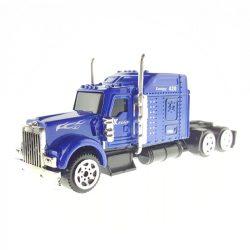 Fém élethű amerikai kamion