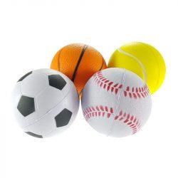 Sport labdák 4db