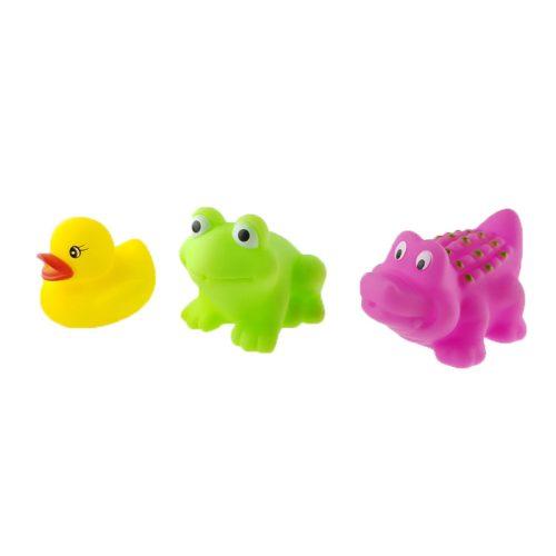 Vízi állatos fürdőjáték készlet