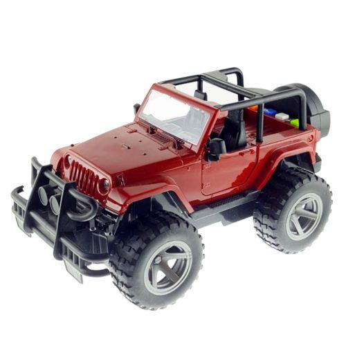 Jeep  Hangeffekttel