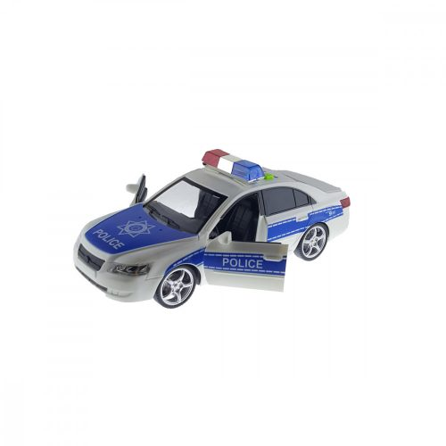 Rendőrautó Hanggal