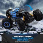 Monster Távirányításos Kaszkadőr Autó