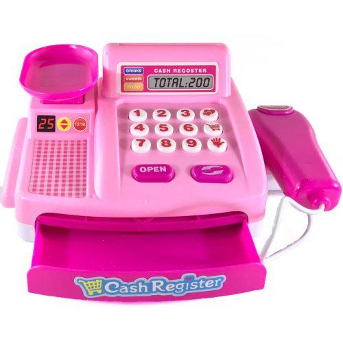 Rózsaszín Játék Pénztárgép
