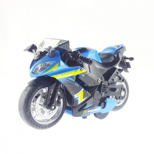Gyorsasági Motor Modell