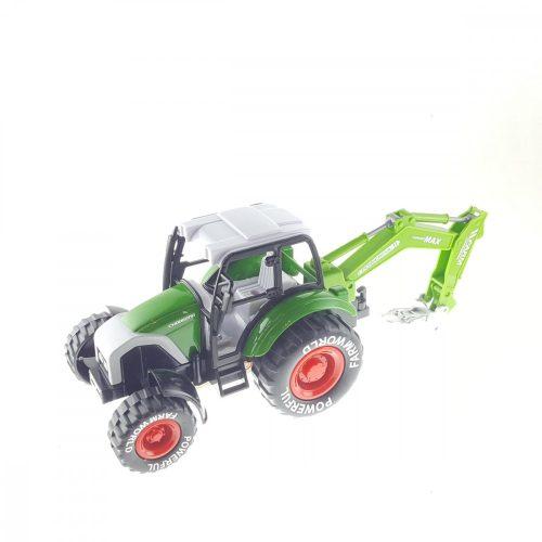Traktor Vágó Adapterrel