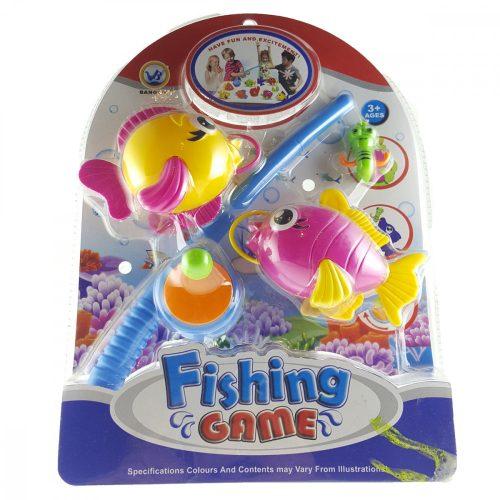 Horgász játék csalival