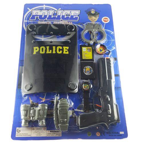 Komlett Rendőr Szett