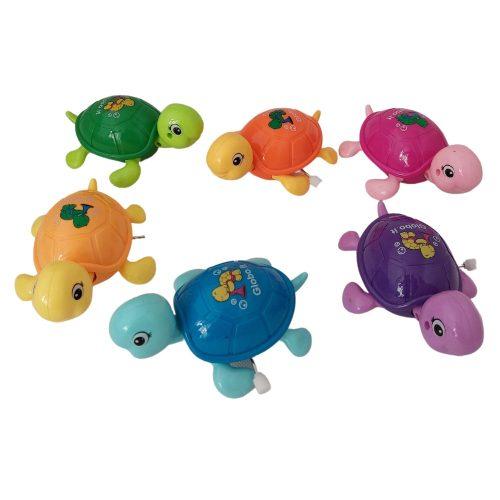 Felhúzhatós teknősbéka