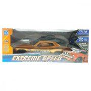 Extreme Speed Elemes Távirányítós Autó 1:16