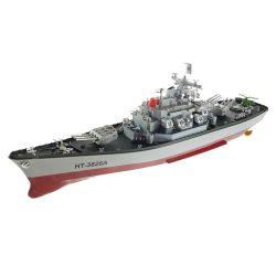 Távirányítós csatahajó R/C