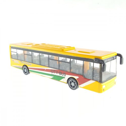 Autóbusz Hátrahúzhatós