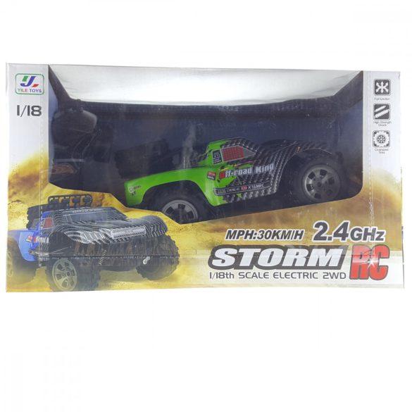 Storm Távirányítós Autó 1 : 18