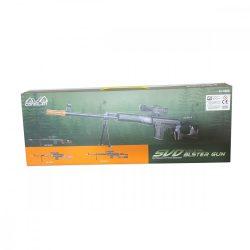 Távcsöves szilika puska