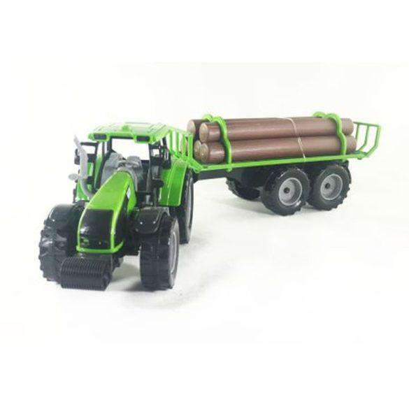 Rönkszállító Traktor