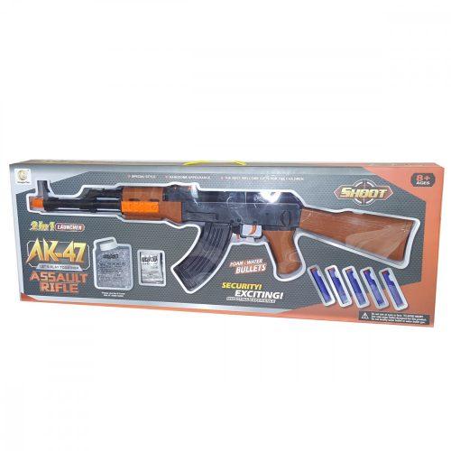 Szilika fegyver AK - 47