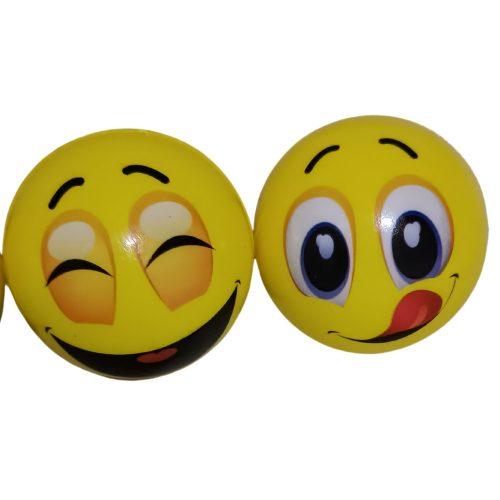 Smiley PU labda