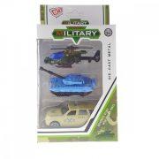Katonai járművek 3db