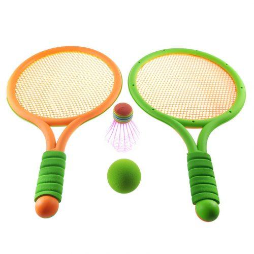 Műanyag tenisz szett