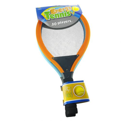 Teniszütő 2db labdával