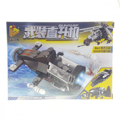 Panlos Brick Hadászati Járművek Építőjáték