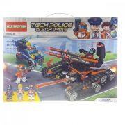 Készenléti Rendőrségi Jármű Építőjáték