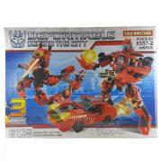 Robot-Szörny-Jármű Építőjáték