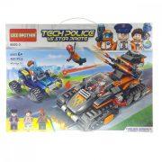 Készenléti Rendőrségi Alakulat Építőjáték