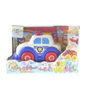 Zenélő Hatósági autó