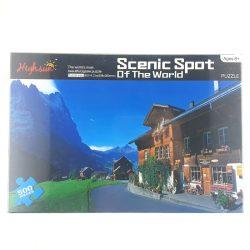 Osztrák Falu 500 -as puzzle