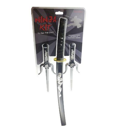 Ninja kard készlet