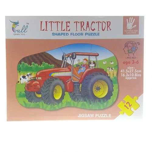 Kis Traktor Puzzle