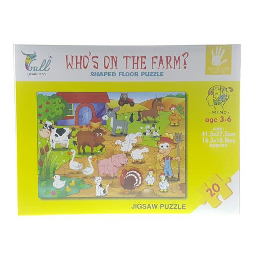 Farm  Kirakó Puzzle