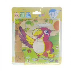 Fakocka Puzzle 4x4
