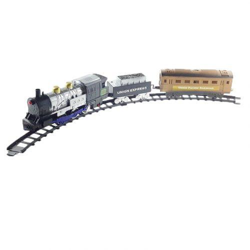 vasút szett