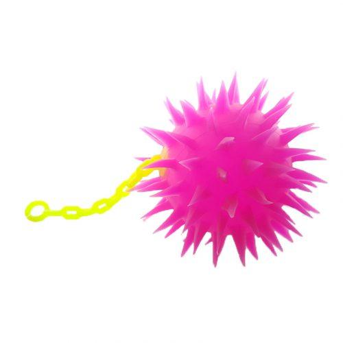 Világító puffer labda
