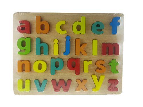 Fa betűkirakó
