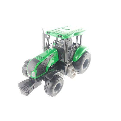 Traktor dobozban