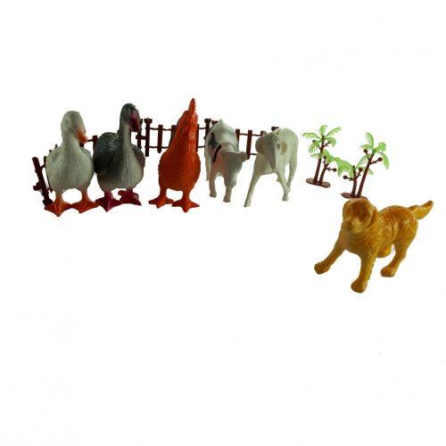 Farm állatok zacskóban