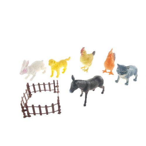 Farm állatok zacskóban 6db-os