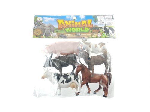 Farm állatok  6db-os