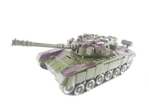 R/C tank dobozban