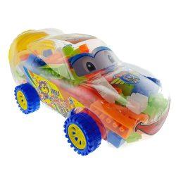 Speed Race autós építőjáték