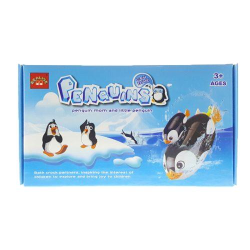 Úszó pingvinek