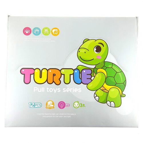 Felhúzhatós teknős