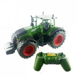 1:16 RC traktor billentős pótkocsival 75cm