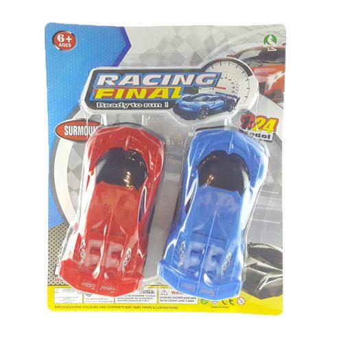 Két autó egy csomagban
