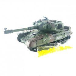 Tank fényekkel hanggal, mozog és lő!