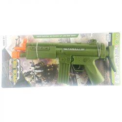 Géppuska zöld
